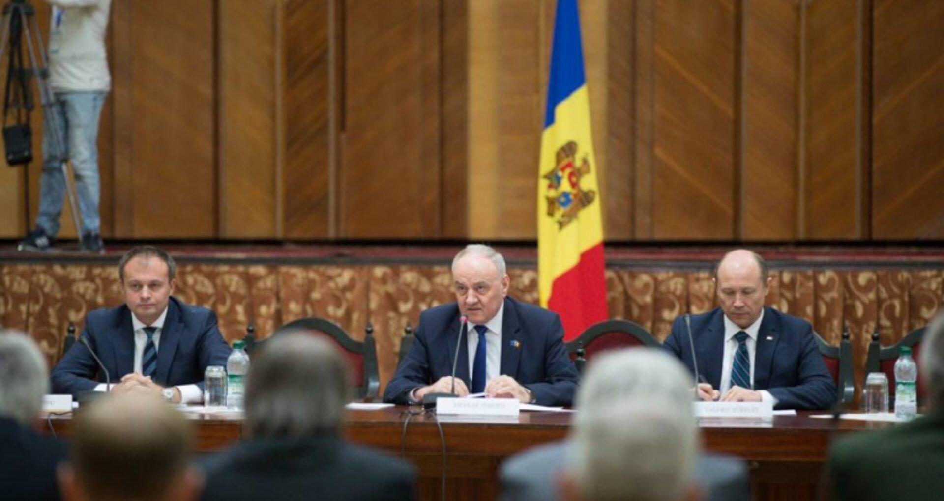 Societatea civilă aduce acuzații dure conducerii statului. Liderii AIE nu acceptă ultimatumuri și alegeri anticipate