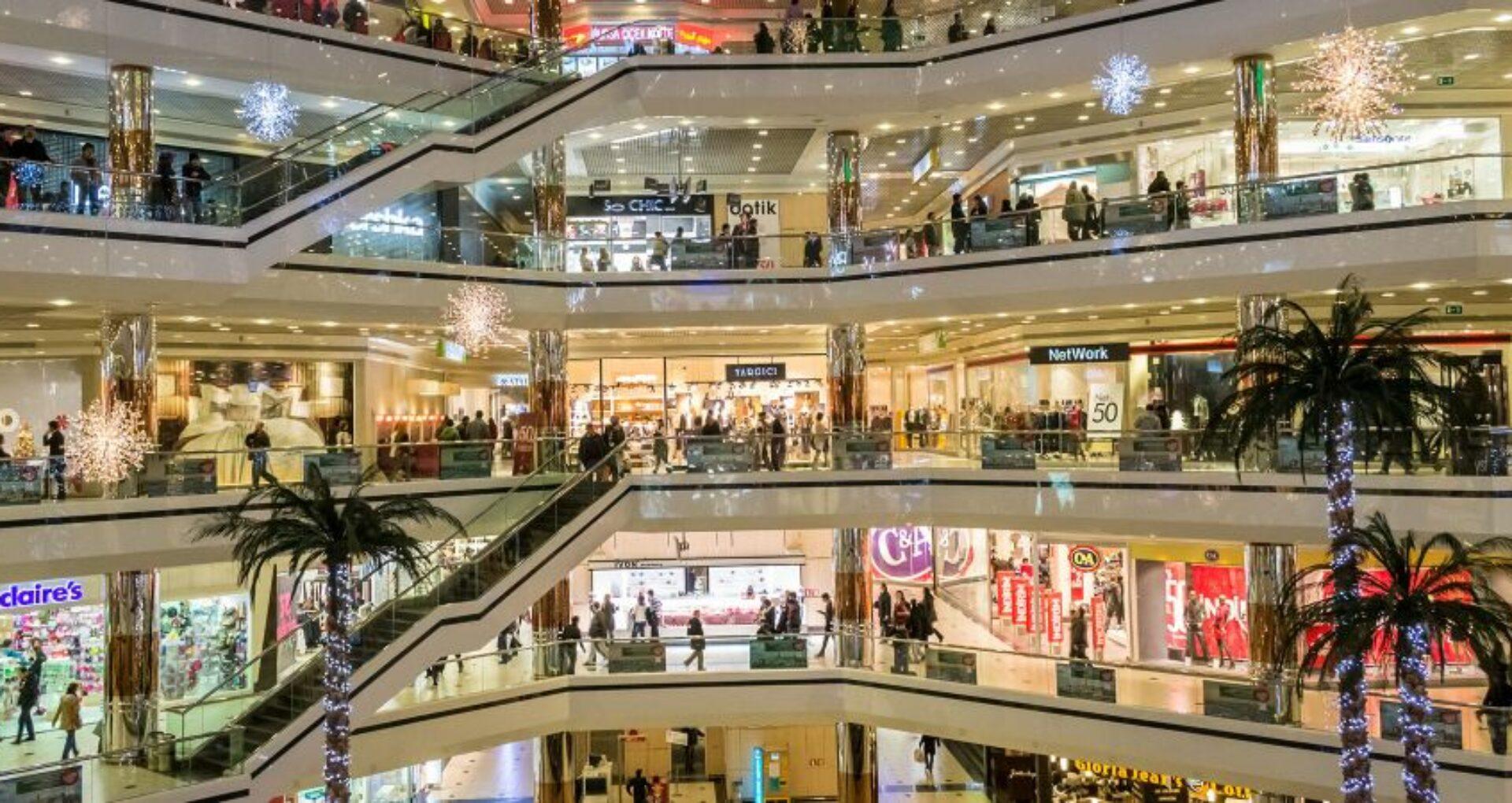 Stăpânii mall-urilor