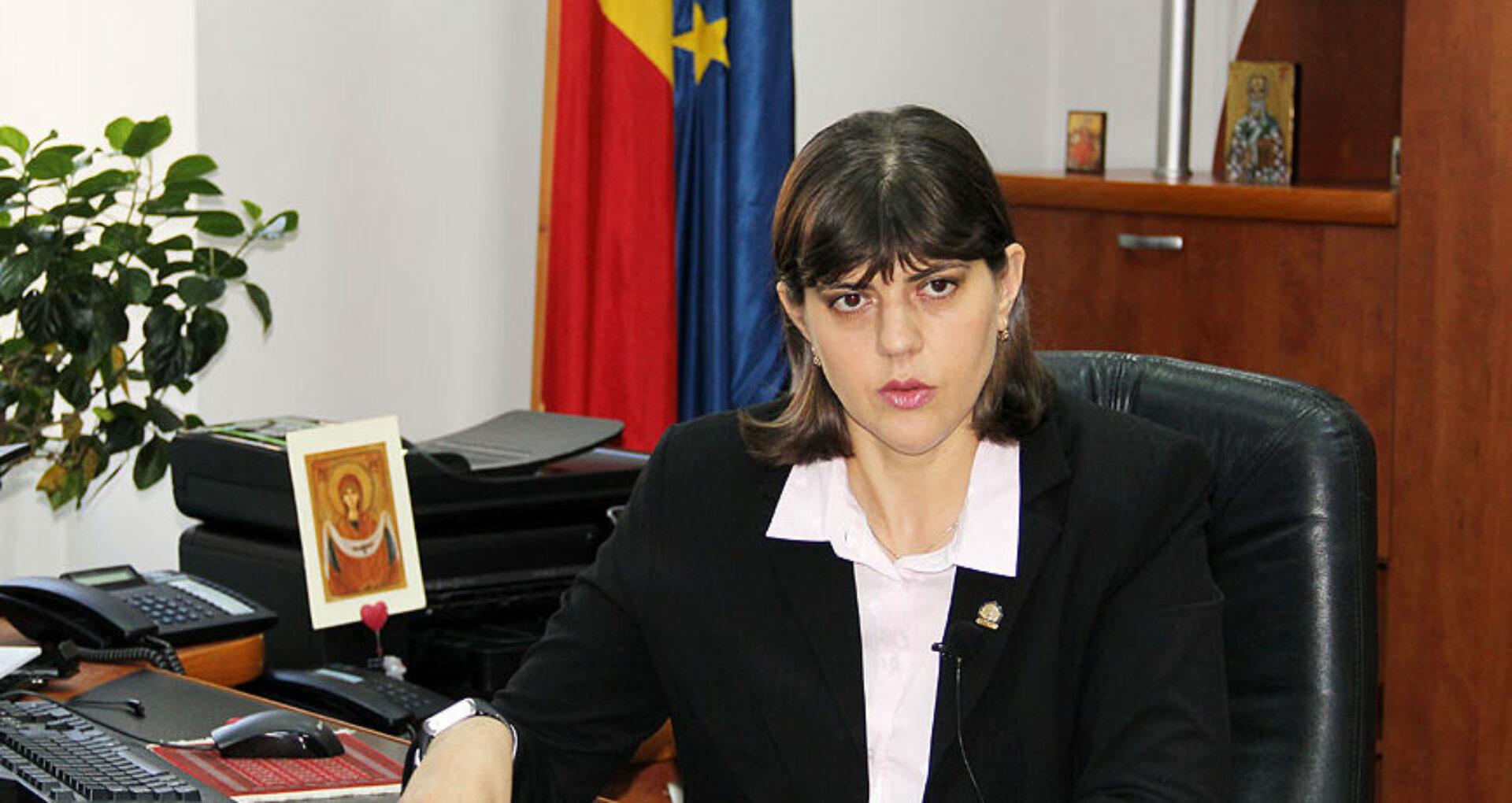 """Secretele"" DNA (Interviu cu Laura Codruța Kovesi)"