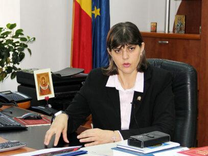 """Prima reacție a Laurei Codruța Kovesi, după Decizia CEDO: """"Sper ca această decizie să dea curaj magistraților români"""""""