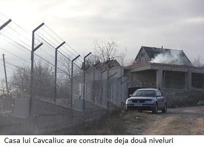 Cavcaliuc Casa 3 Truseni
