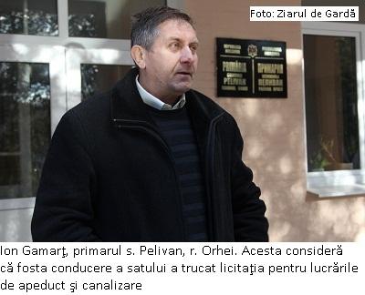 9 2 primar, s. Pelivan, r. Orhei
