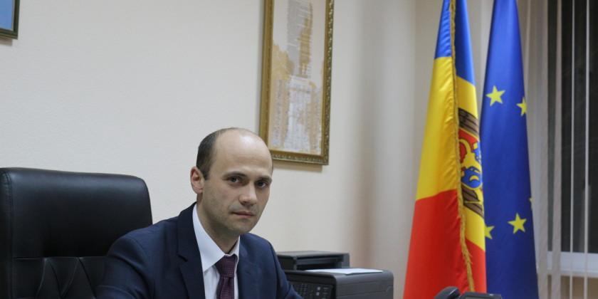 Viorel Moșneaga. Foto: CIJM