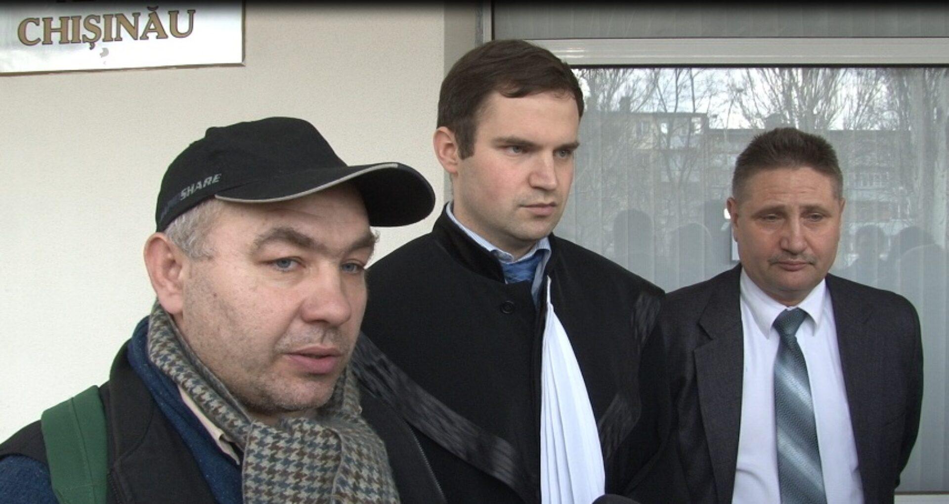 (VIDEO) Anatol Mătăsaru, condamnat la patru ani de închisoare cu suspendare pentru huliganism