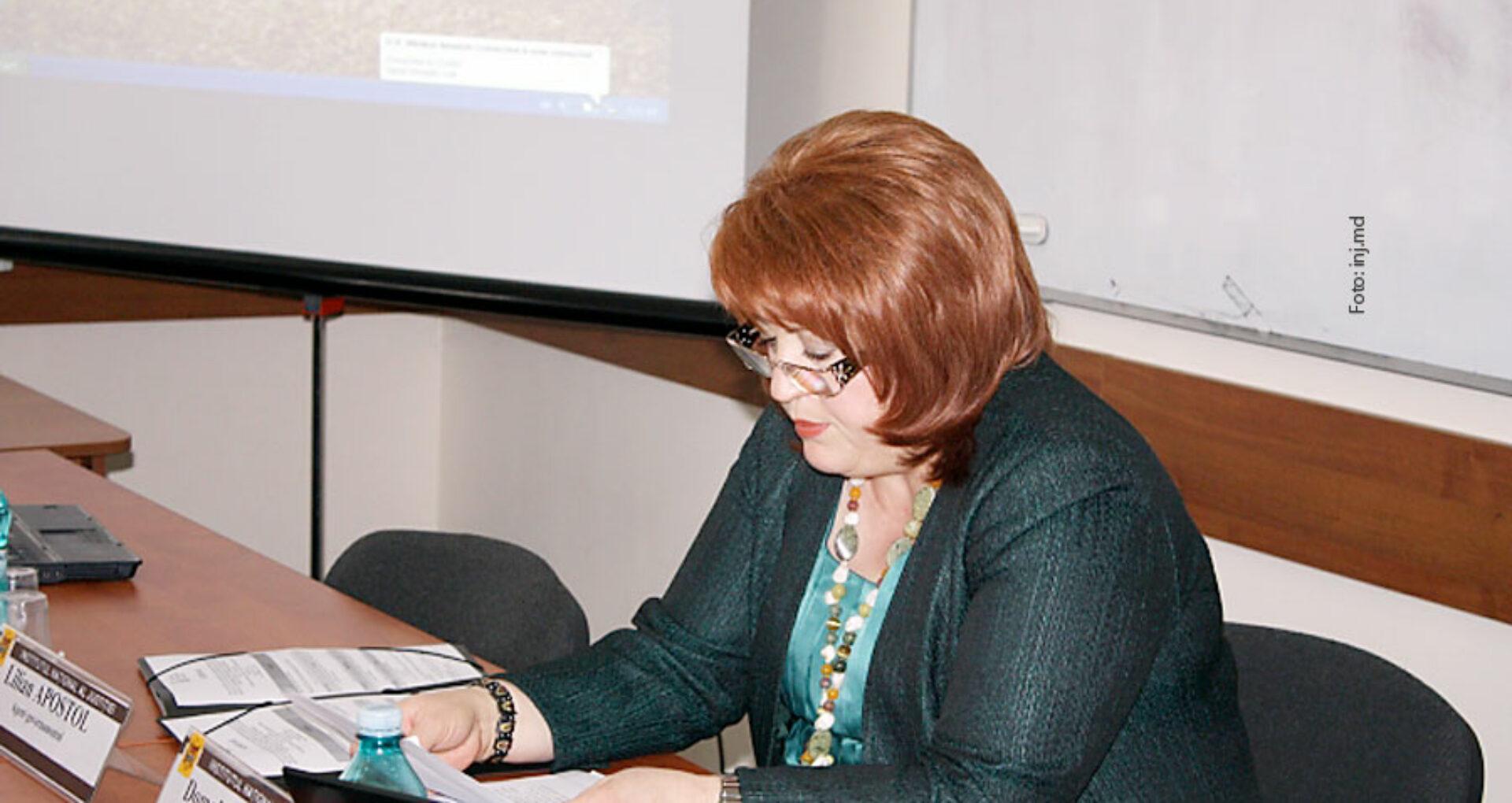 CSJ a decis! Va fi sau nu restabilită în funcție fosta judecătoare Domnica Manole