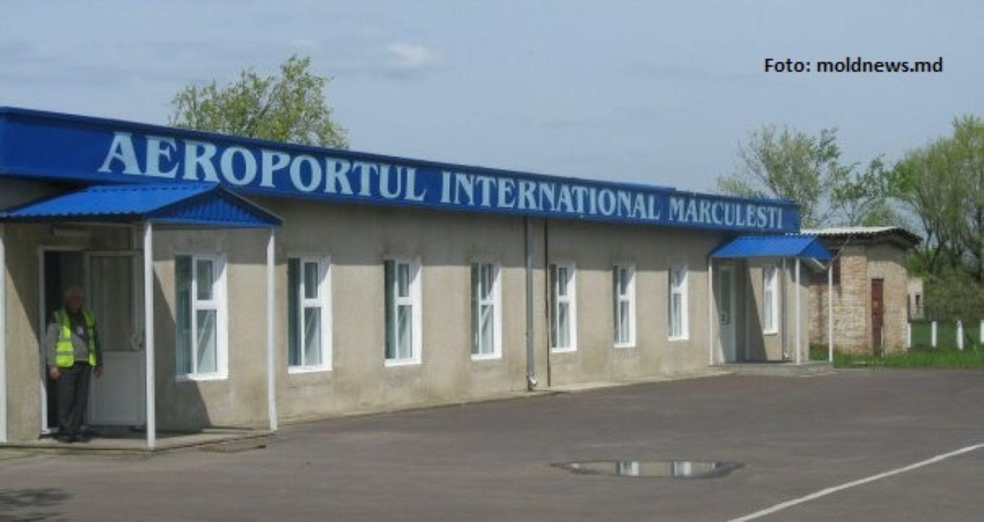 Raport CNA privind activitatea Aeroportului Mărculești: management defectuos și conflict de interese