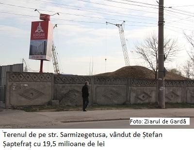 teren sarmizegetusa Saptefrat
