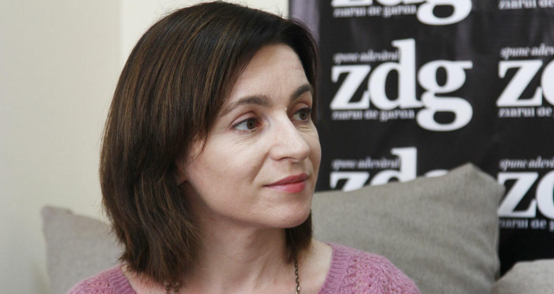 (VIDEO) Acasă la Maia Sandu. 13 întrebări pentru candidata la prezidențiale