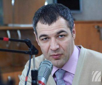 Octavian Țâcu, istoric. Foto: radiochisinau.md