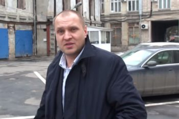 Radu Blaj, foto: captura video Curaj TV