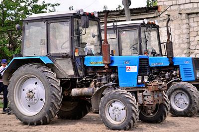 Din anul 2013, întreprinderea aplică tehnica de prelucrare a solului No-till