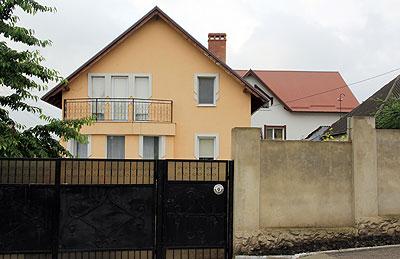 Casa din Bubuieci a familiei Răducan