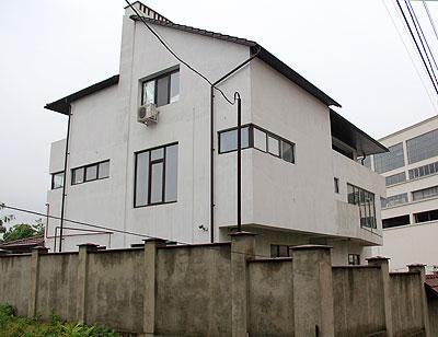 Casa lui Iurie Ciocan