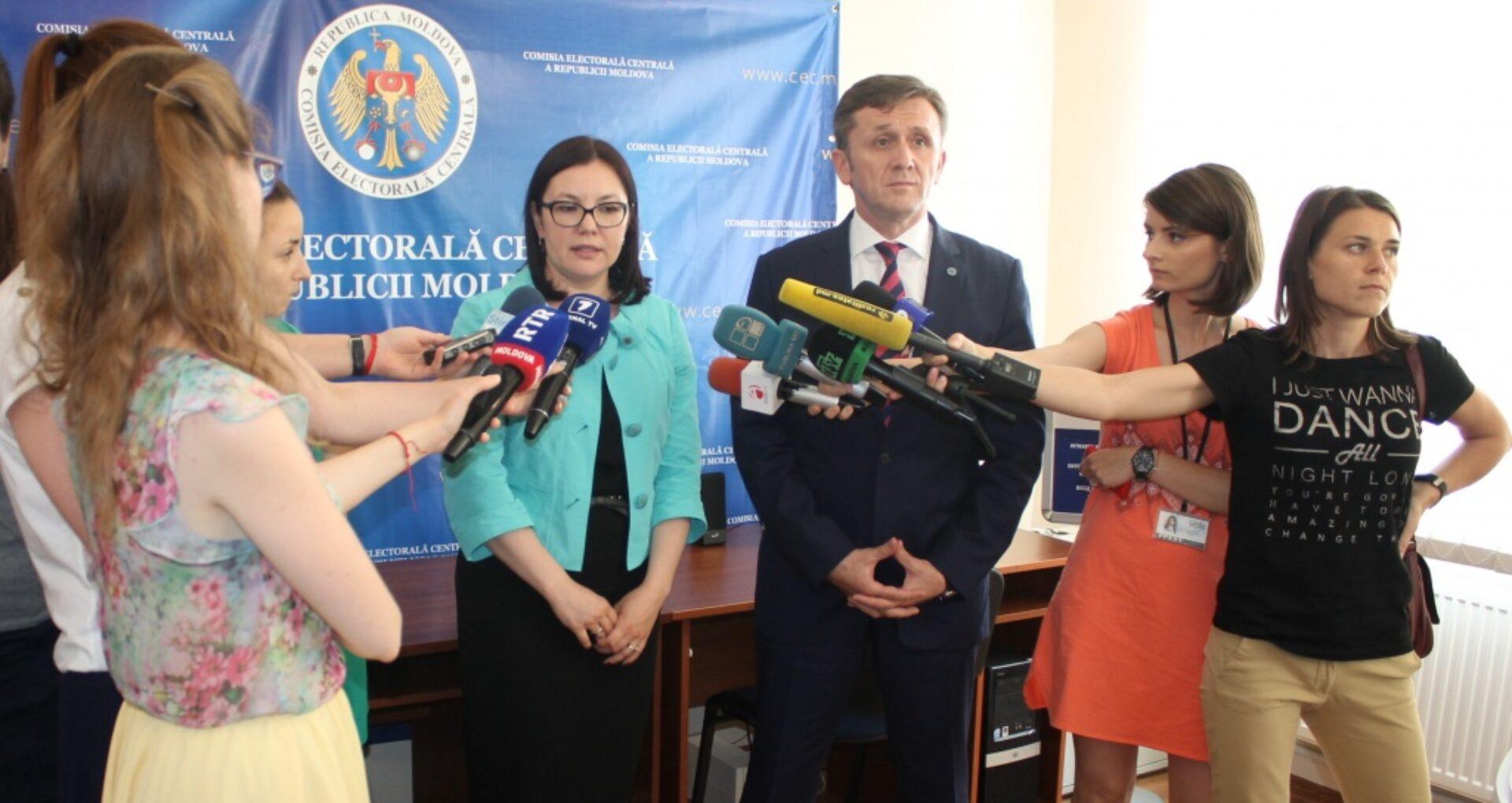 De ce a fost suplinit numărul de buletine de vot pentru alegătorii din regiunea transnistreană?