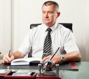 Grigore Repeșciuc, este primarul orașului Căușeni din 2011
