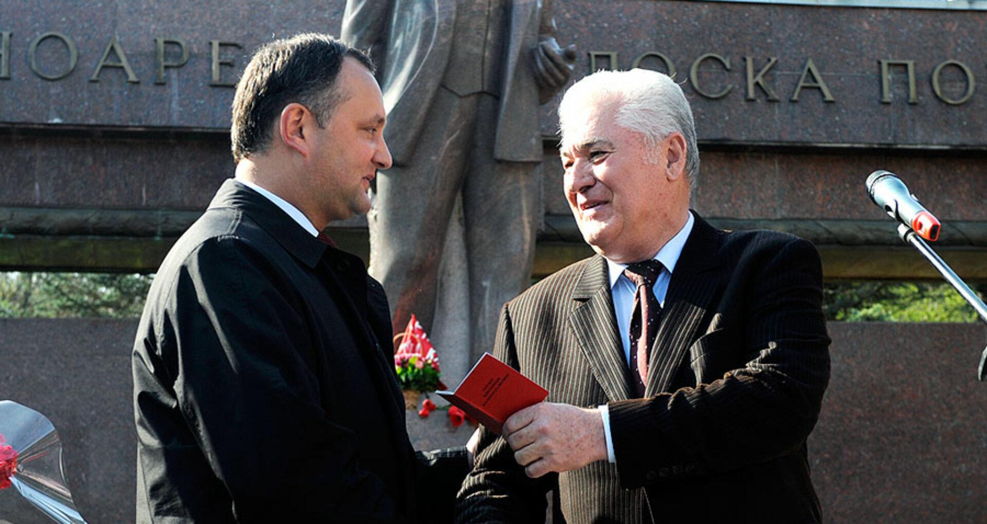 (doc) Urme cu iz penal în biografia lui Igor Dodon
