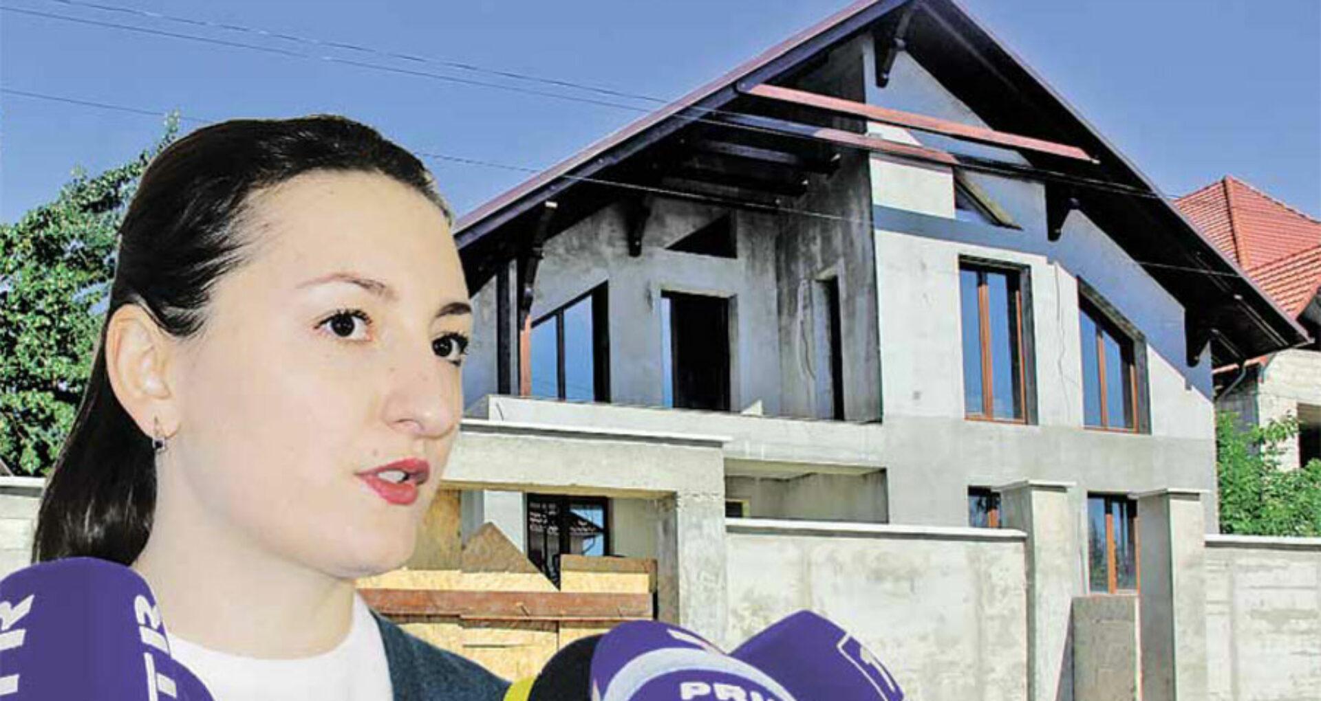 (foto, doc) Casa de milioane a familiei Beţişor