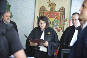 judecatori Filat Foto: Constantin Grigoriță