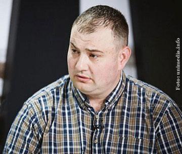 Sergiu Cebotari spune că a fost reținut pentru că a făcut publică o schemă de contrabandă cu anabolizanți