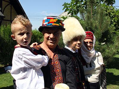 Veronica Arpintin, lidera organizației Femeilor Ucrainene din R. Moldova, consideră că limba română trebuie să fie limba de comunicare între etnii