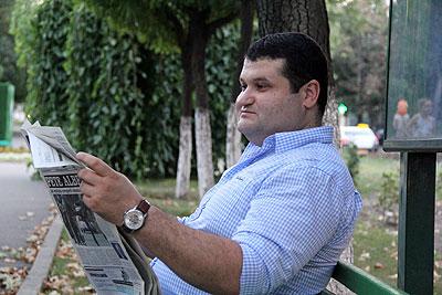 Mihail Șalvir, etnic găgăuz, spune că limba română este predată neatractiv în regiunea găgăuză