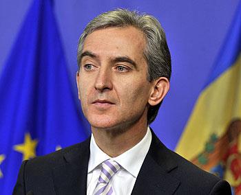 Iurie Leancă este preşedintele şi candidatul PPEM la alegerile prezidenţiale
