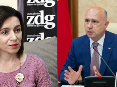 """(DOC) Maia Sandu către Pavel Filip: """"am avut o poziție categorică, în timp ce actualul prim-ministrul și restul miniștrilor PD-ului au tăcut chitic"""""""