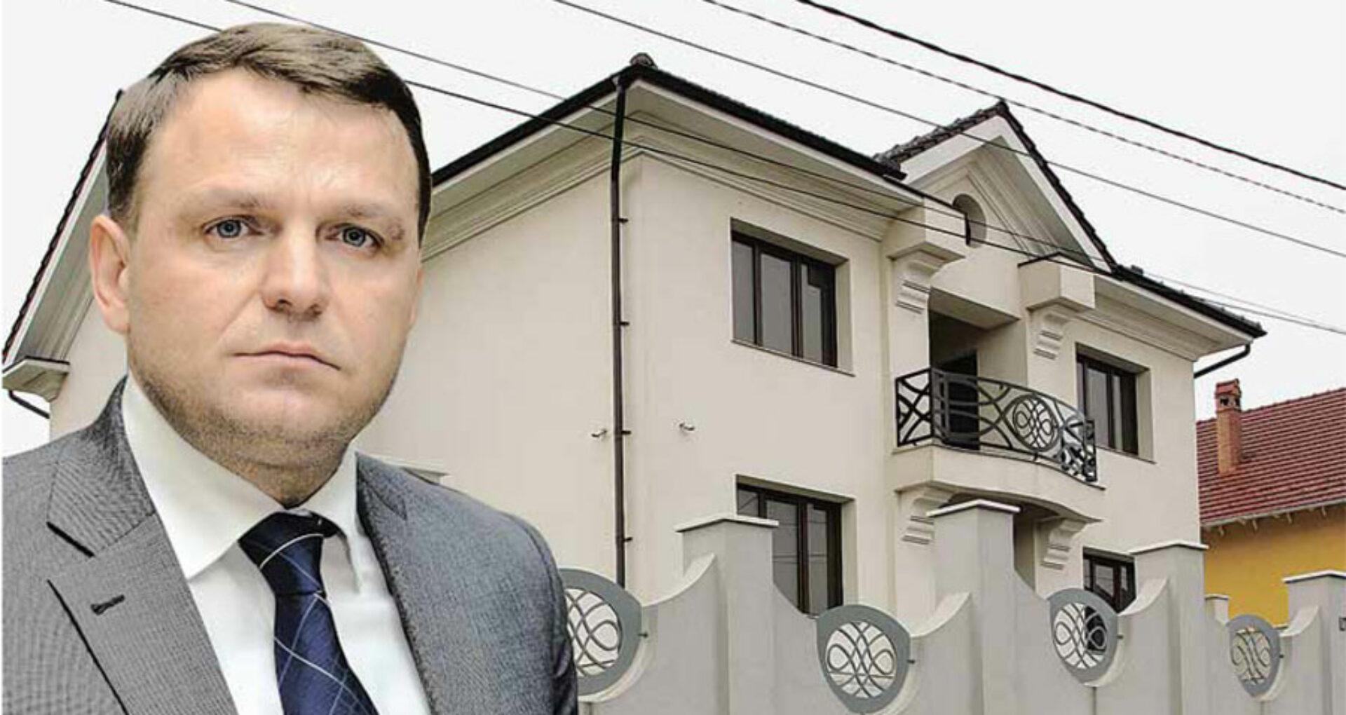 (foto, doc) Casele candidatului Năstase