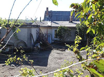 Casa familiei Năstase din s. Bâc, com. Bubuieci, donată de soacra candidatului