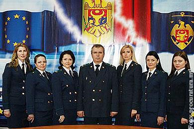 Secția Asistență Juridică Internațională, condusă de Anatolie Pârnău