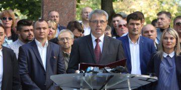 Dumitru Ciubașenco a declarat că, în cazul în care va ajunge președinte, primul decret pe care-l va semna va fi cel privind dizolvarea Parlamentului