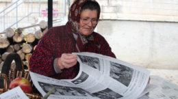 Oamenii din satul Costești