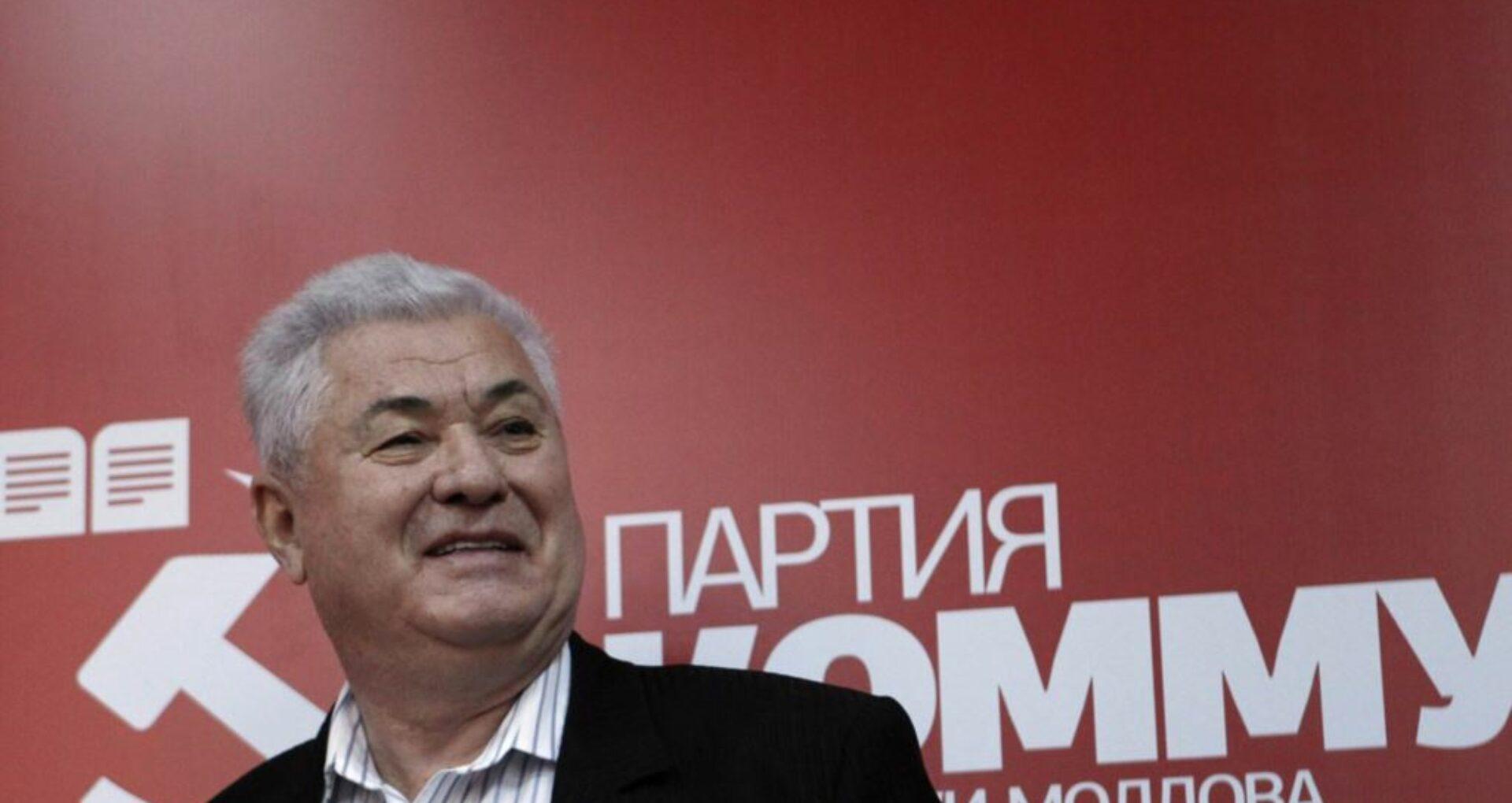 Unicul privilegiu de care se bucură Vladimir Voronin pentru funcția de președinte deținută: E Mercedes, cu rulaj de 300 mii de km. Încă pornește