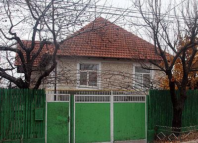 Casa familiei Serbinov