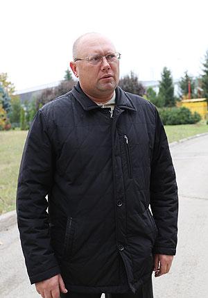 Valentin Prodan, şeful Sindicatului Angajaţilor Moldatsa