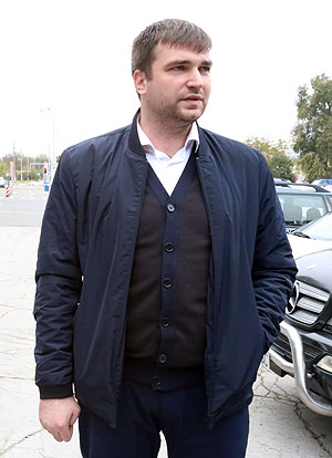 Dmitri Abornev, şeful Sindicatului Dispecerilor din cadrul Moldatsa