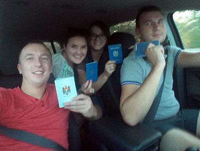 Moldovenii din Destin, Florida vor merge la vot în orașul Atlanta, statul Georgia, aflat la 500 de km distanță