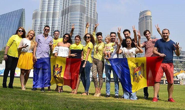 O parte din moldovenii din Emiratele Arabe Unite vor merge să voteze în Qatar, iar alții în Turcia sau chiar în Italia