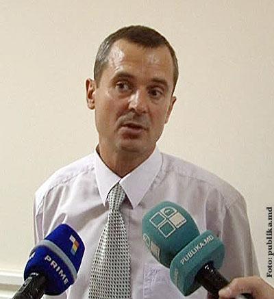 Sergiu Balaban a fost demis din funcție în anul 2015