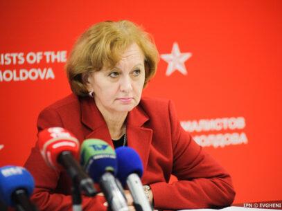 DOC/ Salariu de peste 182 de mii de lei din funcția de președintă a Parlamentului R. Moldova. Zinaida Greceanîi a depus declarația de avere și interese personale