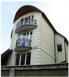 Casa familiei Dodon în 2011