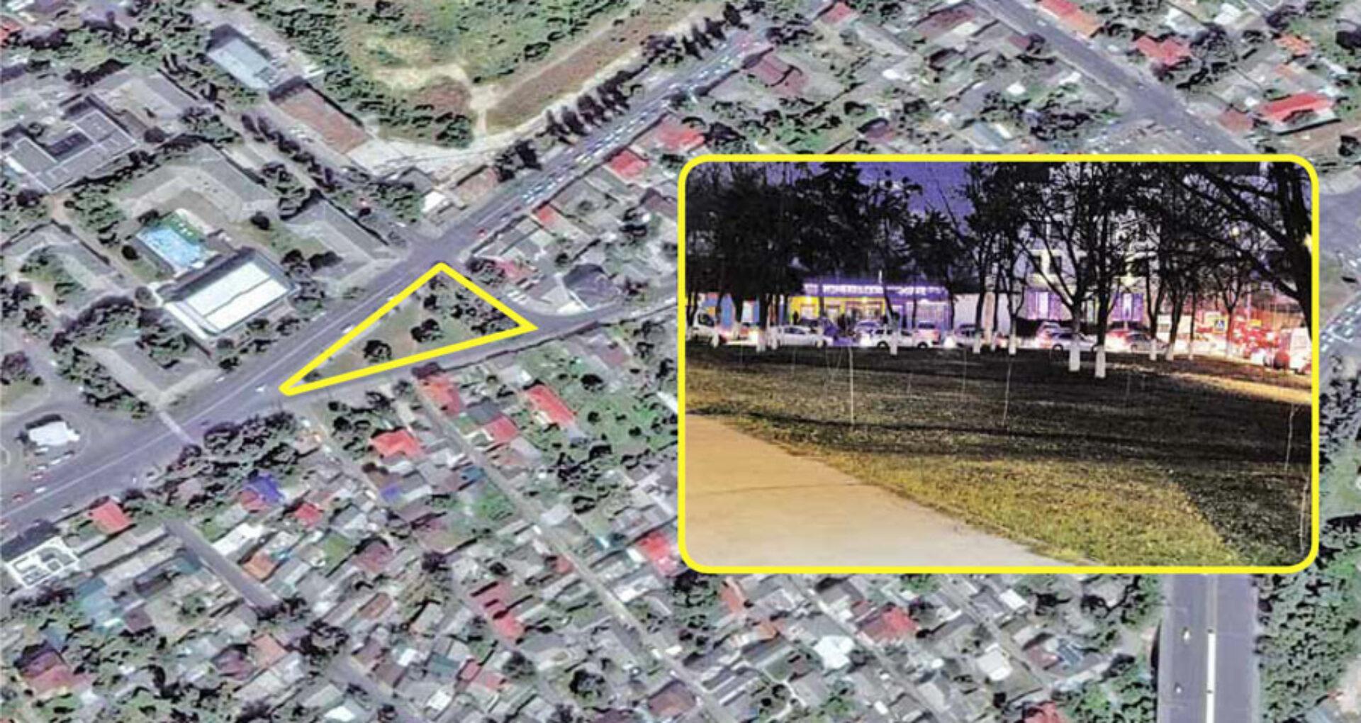Schema hoţiilor cu terenuri din Chişinău