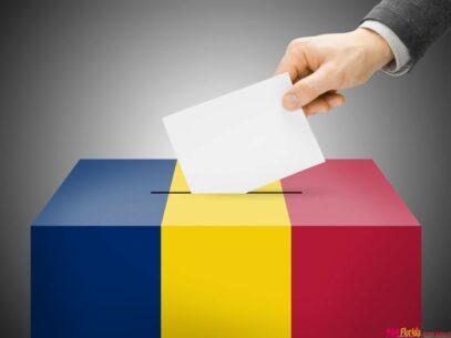 Alegeri prezidențiale România: Rezultatele oficiale după prelucrarea a 80% din voturile exprimate