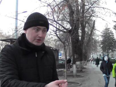(VIDEO/DOC) Alex Dimitrov despre incidentul cu procurorul Dulgheru