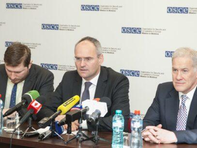 (VIDEO) Problema transnistreană, abordată de Președinția Austriei a OSCE