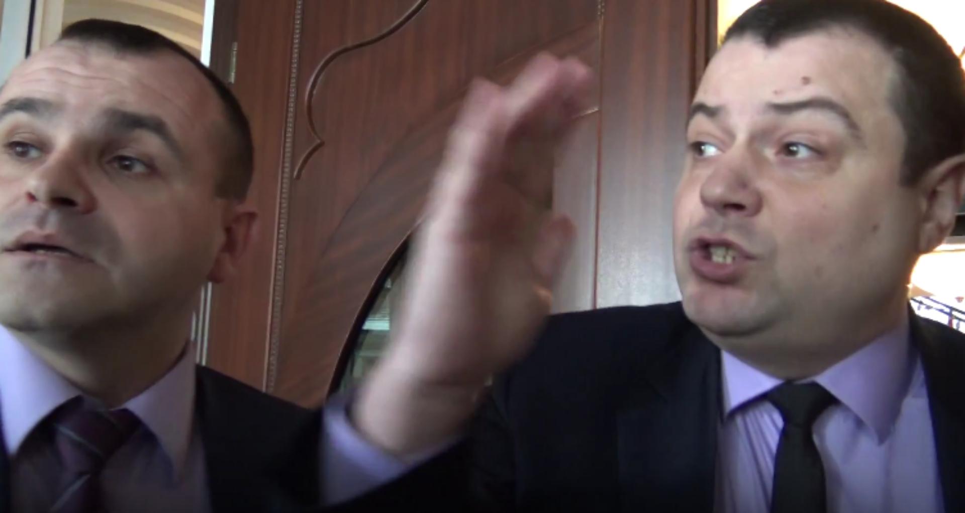 (VIDEO) Ziarul de Gardă, acces interzis la un eveniment organizat de Președinție