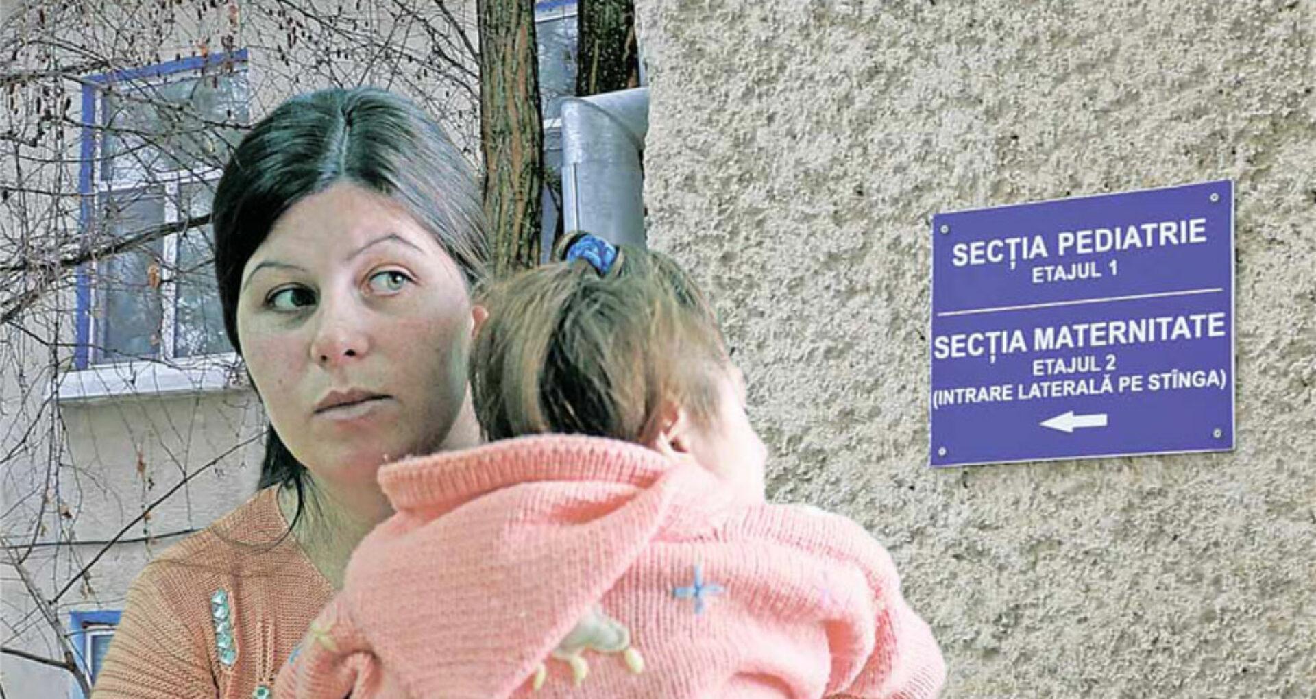 Maternitatea penală din Ialoveni: nou-născuţi invalizi în serie
