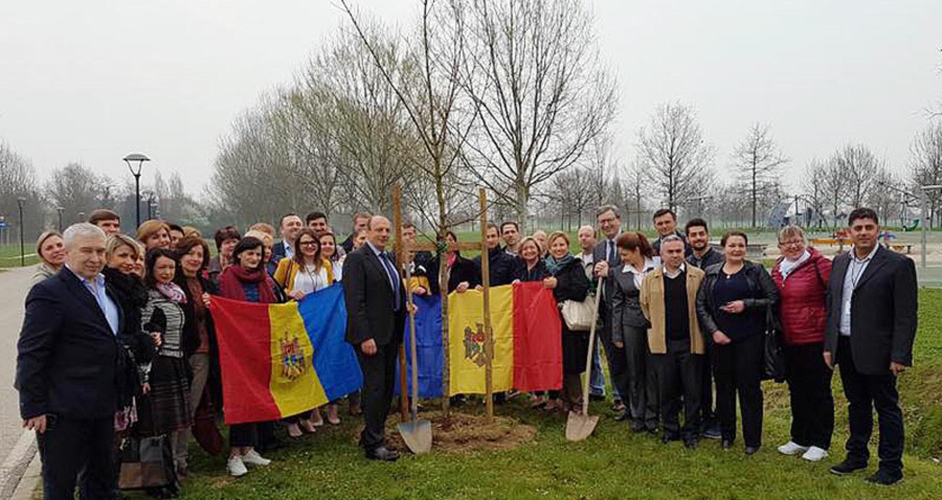 Podul veneţian al diasporei moldoveneşti