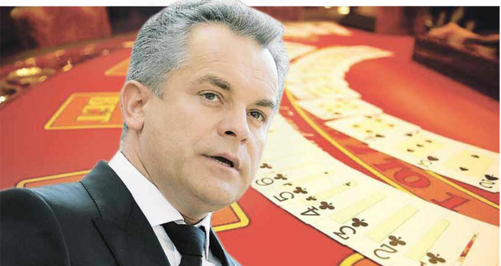 """""""Legea lui Plahotniuc"""" –  (ne)funcţională pentru două cazinouri"""