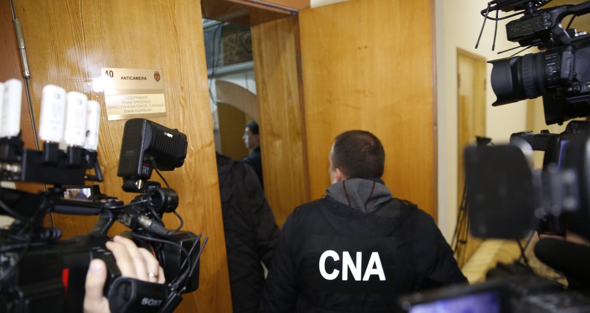 CNA: Cum a fost fraudată licitația privind parcările cu plată din Chișinău